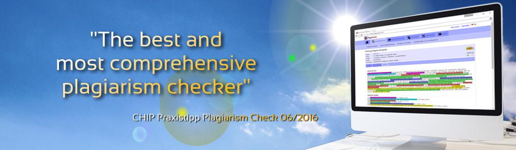 plagiarism checking and plagiarism controlling beste und vollstatildecurrenndigste plagiats pratildefrac14fung
